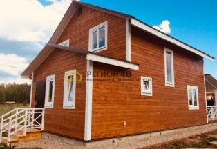 Продается готовый дом 140 м². До 99 км по Киевскому шоссе от МКАД.