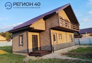 Дом с газом около Новой Москвы