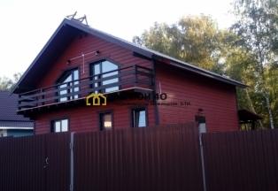Отличный дом для всей семьи в жилой деревне