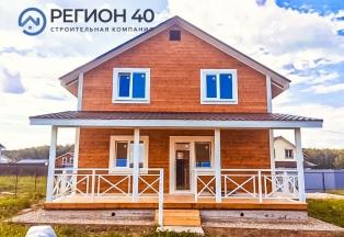 Зимний дом для постоянного проживания большой семьи