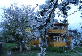 Просто необходимо Вам купить дачу - дом 80 кв. м. с баней 40 кв. м. в сосновом лесу рядом с Митинкой, Малоярославецкого района.