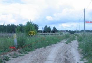 Участок ИЖС в живописной деревне Отяково Боровского района