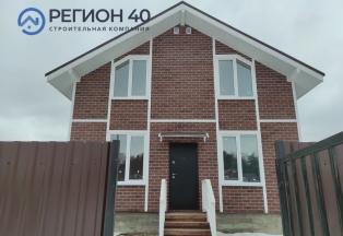Зимний дом в 60 км от МКАД