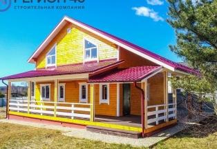 Продается зимний дом в Московской области по Калужскому шоссе