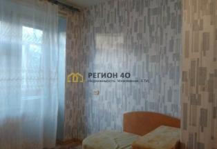 Однокомнатная квартира около Гурьяновского леса