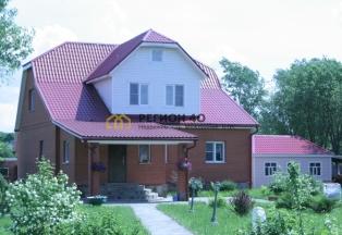 Комфортабельное поместье 400 кв. м. на 40,2 сотках ИЖС в 100 км от Москвы