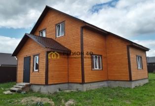 Дом в деревне около озера и леса до 60 км от Москвы