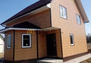 Продается новый дом 110 кв. м. до 120 км от МКАД по Киевскому и Варшавскому шоссе.