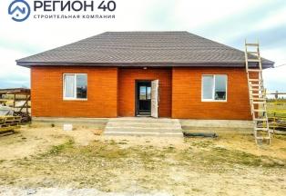 Кирпичный дом 130 кв.м. в 5 км от города Малоярославец