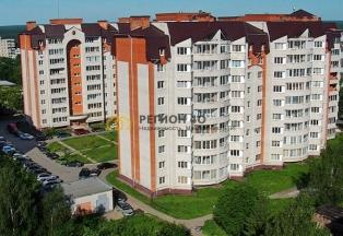 Двухкомнатная квартира с качественным ремонтом