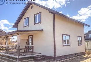 Дом из бруса в Московской области