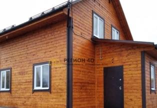 Загородный дом 110 кв. м. в 110 км по Киевскому шоссе от МКАД, со всеми коммуникациями и без комиссий!