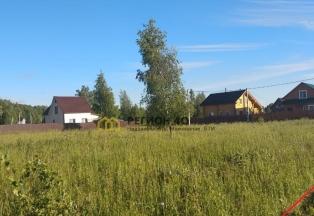Предлагаю просто сказочный участок в поселке Рябцево, мечта!