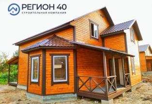 Коттедж для большой семьи недалеко от Новой Москвы