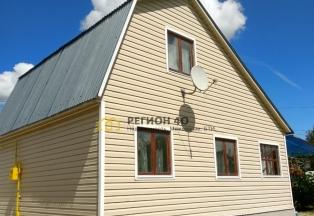 Хотите свой дом с газом в деревне около Обнинска?