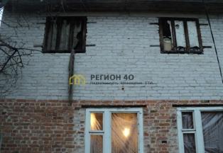 Кирпичный зимний дом в черте Балабанова