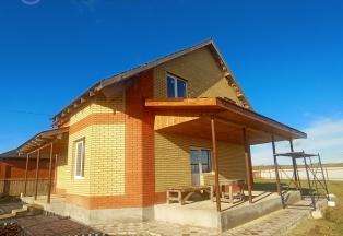 Кирпичный дом от Застройщика в Калужской области