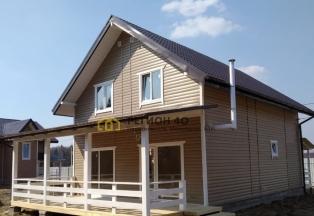 Продам двухэтажный загородный дом от собственника для круглогодичного проживания со всеми коммуникациями.