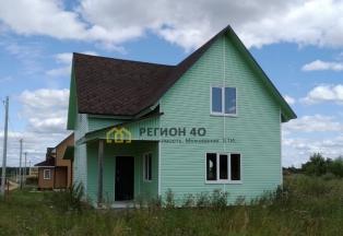 Продается новый дом по Варшавскому шоссе до 120 км от МКАД.  АКЦИЯ ОТ ЗАСТРОЙЩИКА! ЛУЧШАЯ ЦЕНА! СРОЧНАЯ ПРОДАЖА!