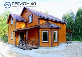 Дом 140 кв.м. для проживания Киевское Варшавское шоссе