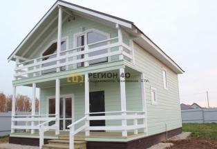 Дом в деревне до 60 км от МКАД для проживания