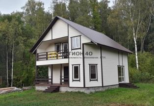 Дом по Варшавскому шоссе крайний к лесу для проживания