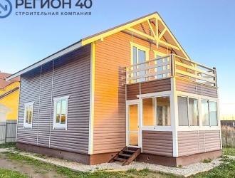 Дом с газом для постоянного проживания по Киевскому шоссе