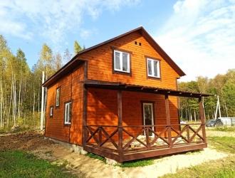 Зимний дом по Варшавскому шоссе в 85 км от МКАД