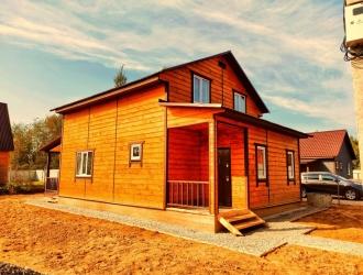 Дом для всей семьи в 85 км от Москвы