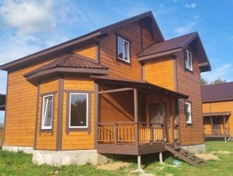 Дом в экологически чистом поселке