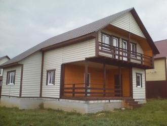 362, Комфортабельный и весьма бюджетный загородный дом.