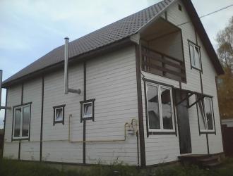 Дом готов в Вашему приезду,в деревне Машки-рядом озеро.