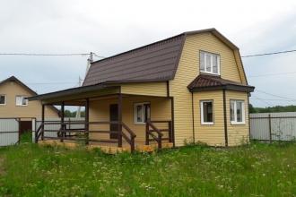 391, Предлагаю наилучший загородный дом в приятном зеленом районе.