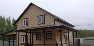 456, Добротный дом 180 кв м для большой семьи, все коммуникации .