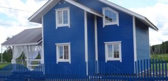 491, Предлагаю дом 115 кв.м  из бруса, зимний в Шумятино – отличная экология!