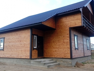 752, Дом для проживания и отдыха в около леса и озер