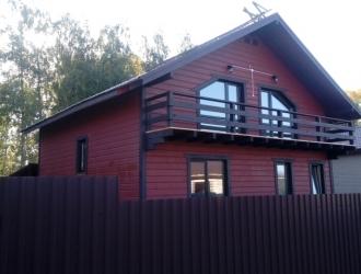 757, Отличный дом для всей семьи в жилой деревне