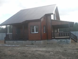 767, Добротный дом от собственника со всему удобствами для проживания около Папино, Воробьи, Наро-Фоминска, Подольск, Алопово