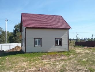Дом для проживания рядом сад школа магазины подходит под ипотеку