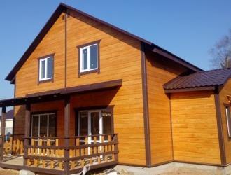 Шикарный дом от Застройщика в 80 км от Москвы для проживания озера лес инфраструктура 1 год гарантии