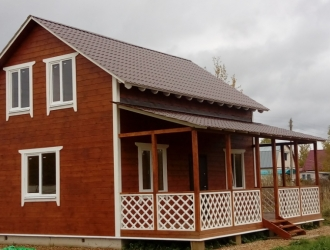 Дом в Наро Фоминском районе для отдыха и проживания