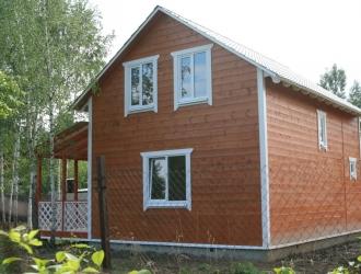 Дом для отдыха около Новой Москвы