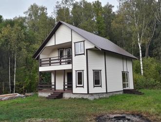 823, Дом по Варшавскому шоссе крайний к лесу для проживания