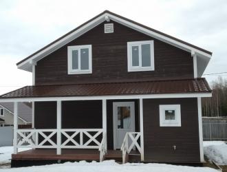 904, Дом для проживания и отдыха в окружении леса около озер