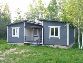 906, Продам дом для круглогодичного проживания в 75 км от Москвы