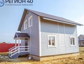 911, Дом по Калужскому шоссе в жилой деревне