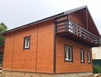 Продается новый дом от застройщика!  До 100 км от МКАД по Варшавскому и Киевскому шоссе. Без комиссий, со всеми коммуникациями!