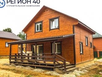 Просторный новый дом от застройщика  До 75 км от МКАД по Варшавскому шоссе. Без комиссий!