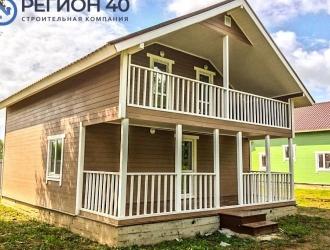 Продается деревянный дом 120 кв. м. до 70 км по Киевскому шоссе.