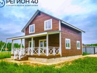 Продается новый дом в Московской области по Киевскому шоссе от МКАД.